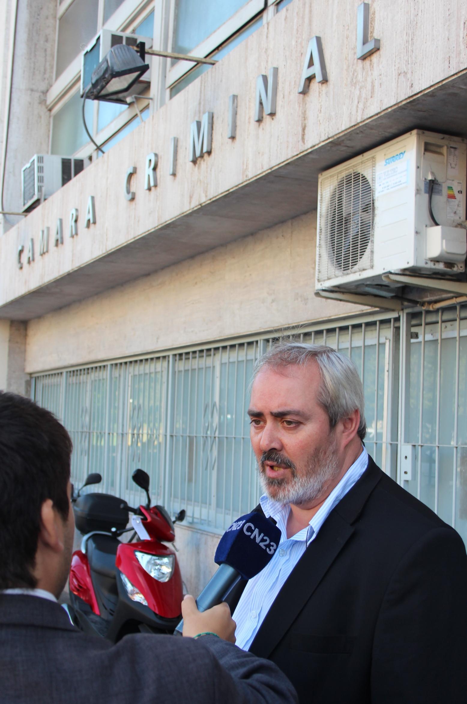 y correccional viamonte 1147 el diputado alejandro bodart mst presenta la denuncia penal contra mauricio macri el ministro de justicia y seguridad