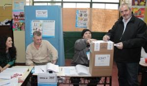 Bodart vota