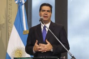 Capitanich en Conferencia de Prensa 14 enero 14