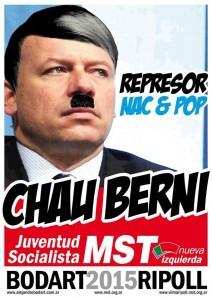 cartel chau Berni