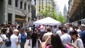 protesta residentes