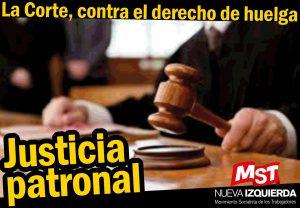 justicia patronal