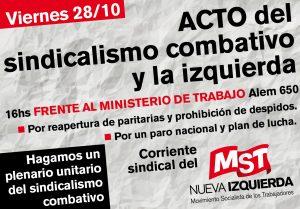 flyer sindicalismo combativo2