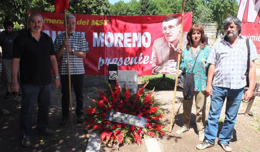 N Moreno