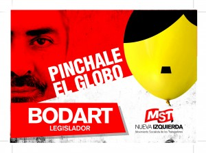 Bodart le pincha el globo a Macri