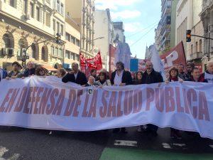 marcha CICOP
